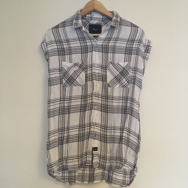 Rails LA Short Sleeves Shirt