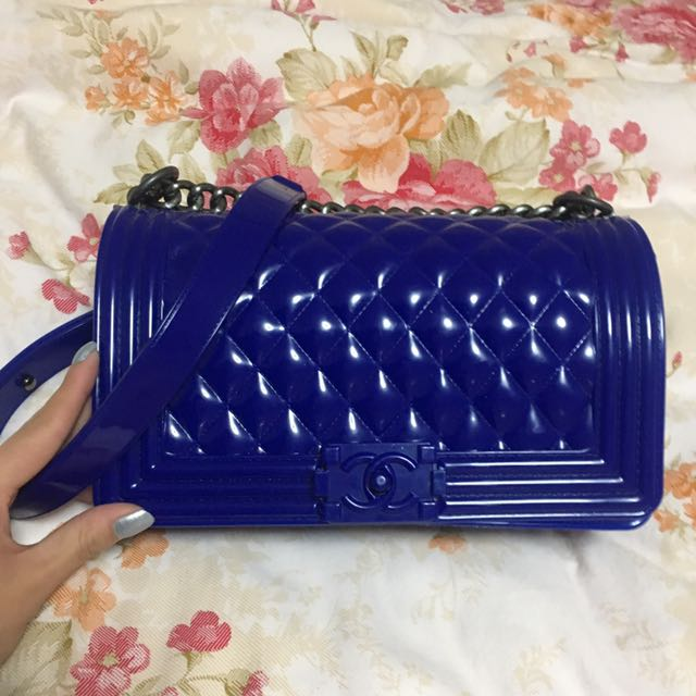 Replica Chanel Boy Handbag LARGE
