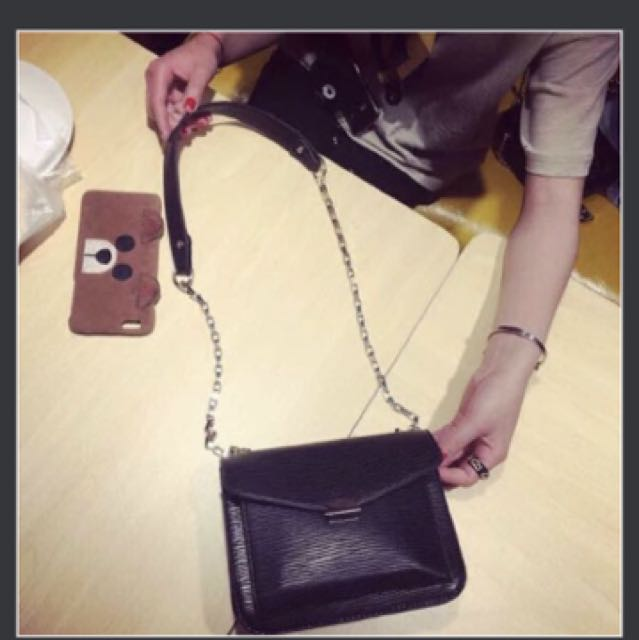 *Restock 5!* Modern Michie Sling Bag