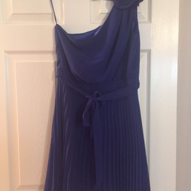 Review Blue Dress BNWT