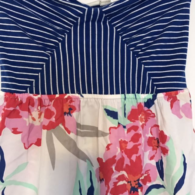 Roxy Strapless Summer Dress
