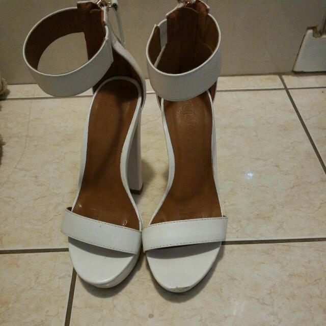 Rubi Strap Heels