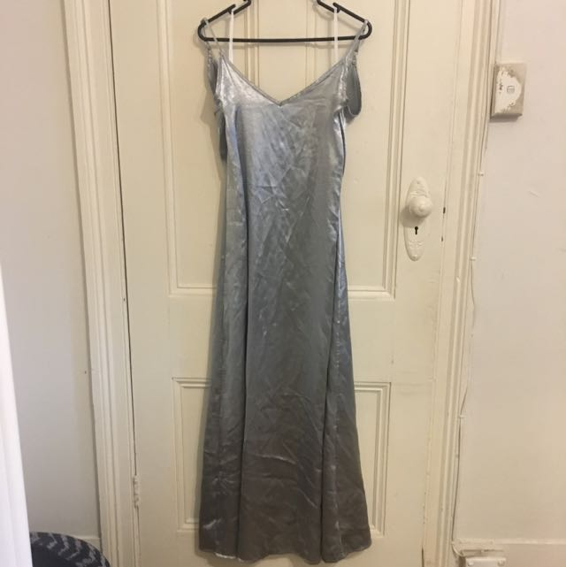 Satine Maxi Dress Low Back
