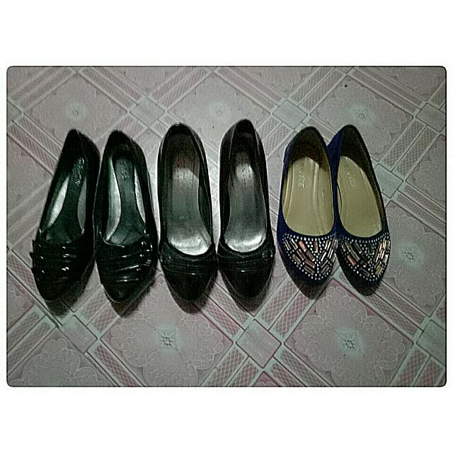 School/officeShoes And Doll Shoes