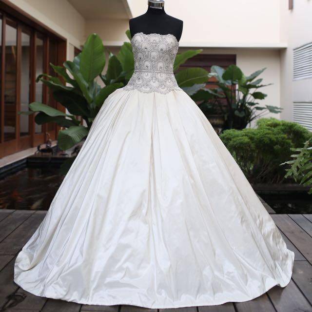 Sebastian Gunawan Wedding Dress