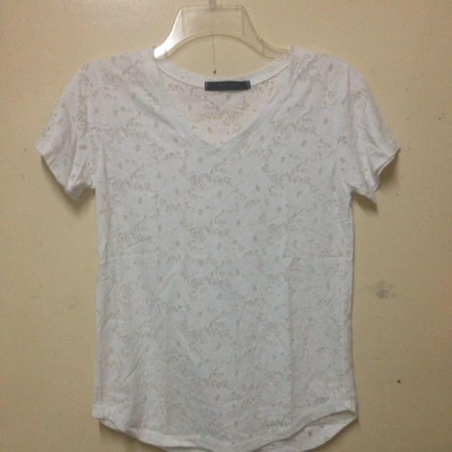 See Thru Shirt