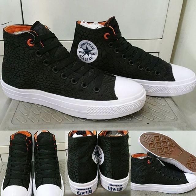 228e87440eb0 Sepatu Converse Allstar Chuck Taylor 2 Serpentine High