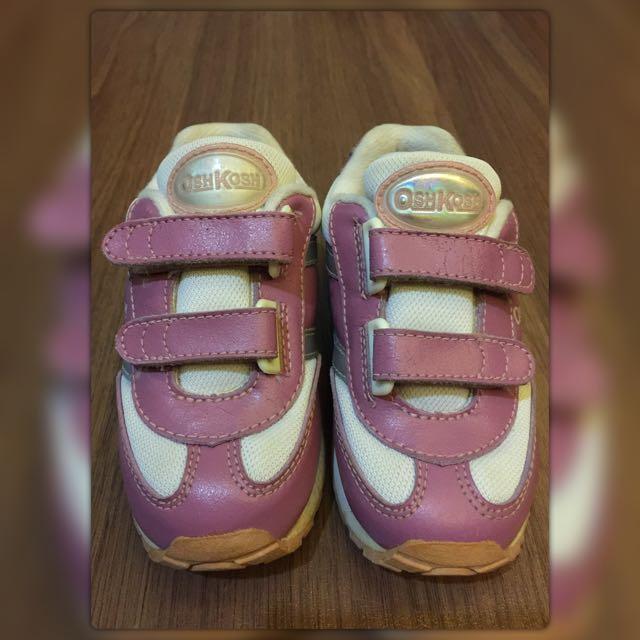 Sepatu Osh Kosh Anak