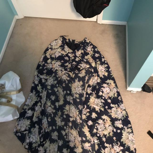 Shorts With skirt Like Around