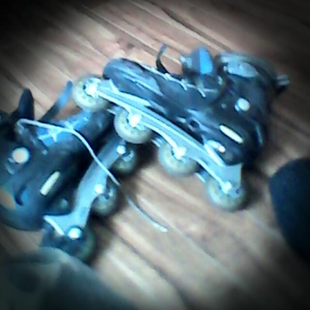 Size 11 Men Firefly Rollerblades