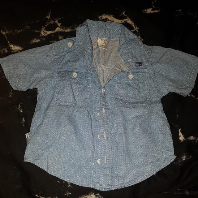 Size 1 Button Up Shirt