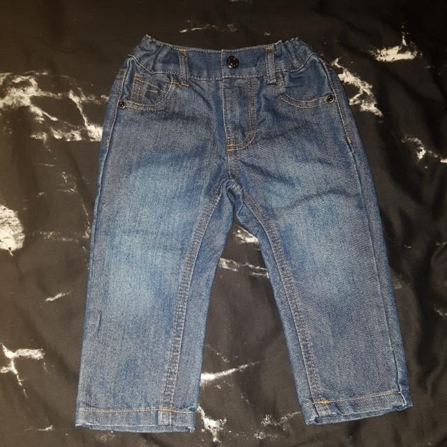 Size 1 Denim Pants