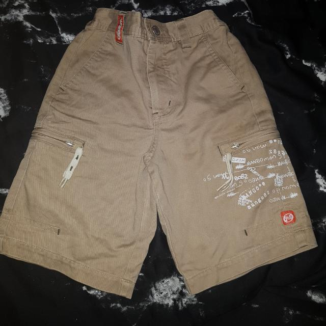 Size 4 Tan Shorts