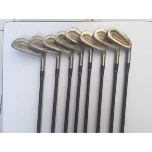 Stick Golf Set Relief