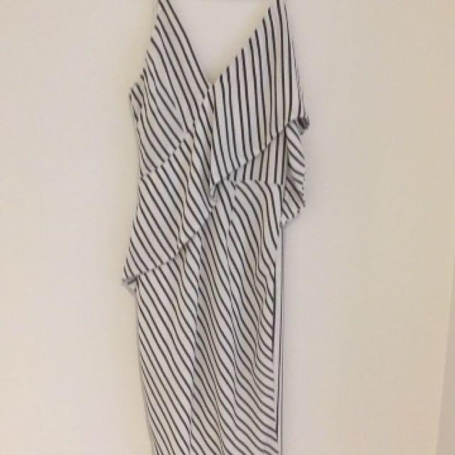 Summer Strip Dress - Sheike *Must Sell* Size 8 RRP: $159.95