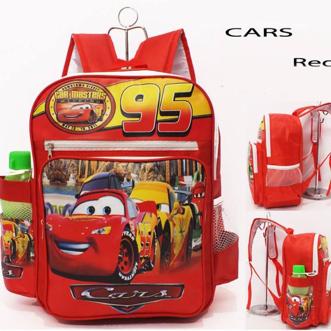 tas sekolah anak laki-laki | tas cars