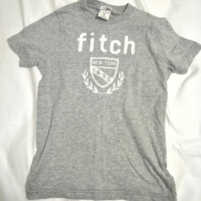 Tight Abercrombie & Fitch Tee