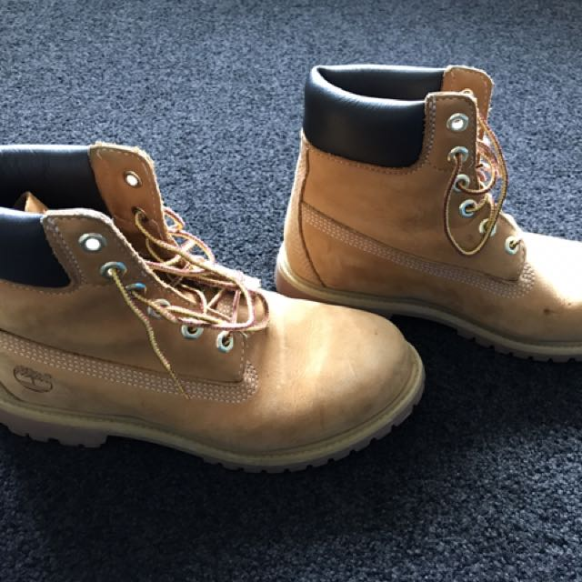 Timberlands (Tan)