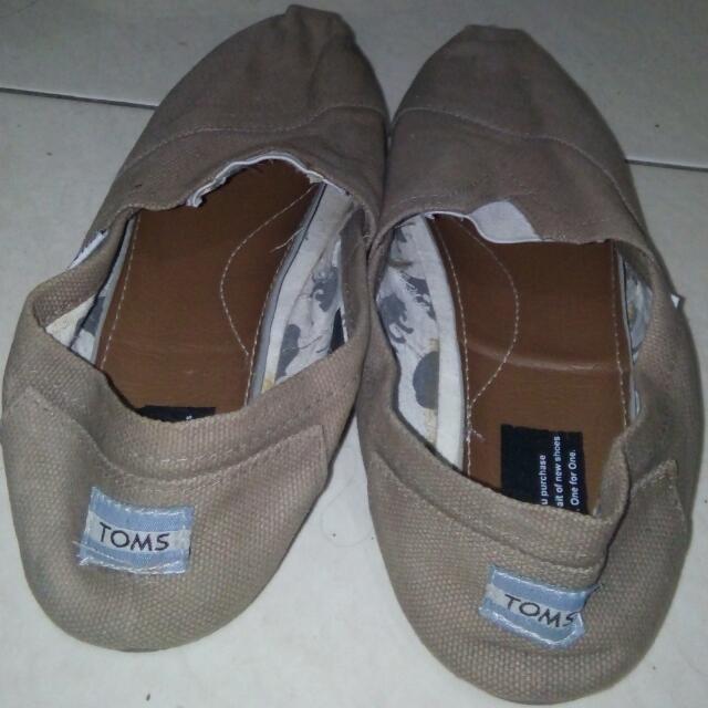 Toms ORI size 42