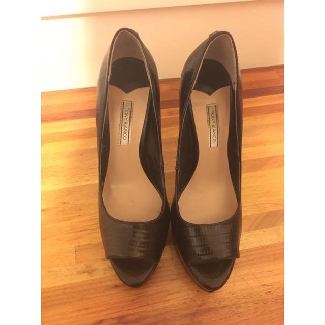 Tony Bianco Heels Size 7.5
