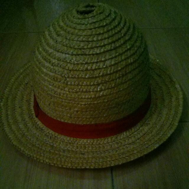 Topi Jerami Monkey D Luffy Community On Carousell