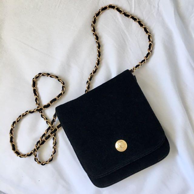 Vintage Crossbody Bag
