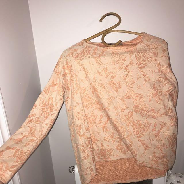 Vintage Long Sleeve Shirt