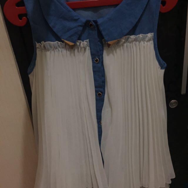 White Beauty Clothe