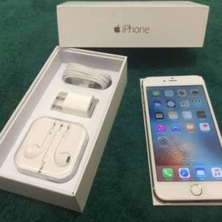 Iphone 6 16gb Gold Gpp