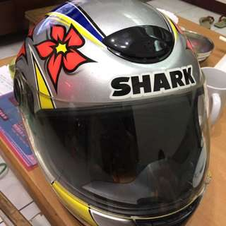 shark rsf 安全帽(Olivier JACQUE選手帽)