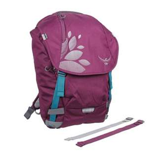 Osprey Flapjill Backpack Magenta Deep Purple For Girls