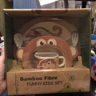 Bamboo 餐具