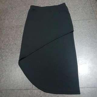 YRYS Assymetrical Skirt