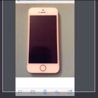 5S IPHONE GOLD