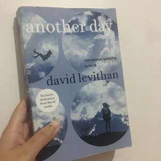 Another Day by David Levitham