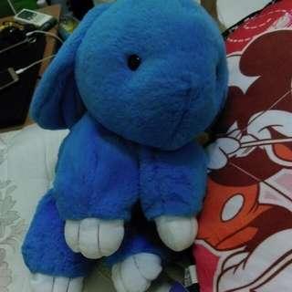 藍色兔寶寶