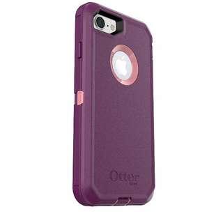 OtterBox Defender IPhone 7 Case - Purple