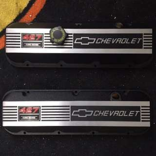 Chevy Performance Valve Covers