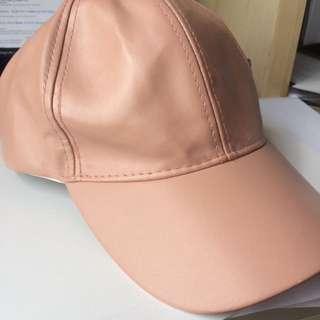 Trendy Pastel Pink Hat