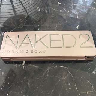 Naked 2 Urban Decay Pallette