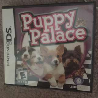 Puppy Palace Nintendo DS Game