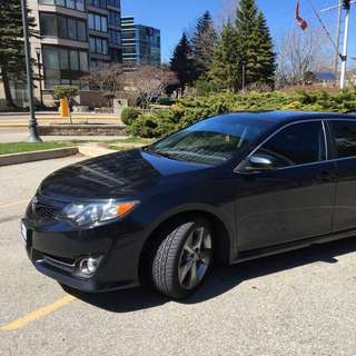 2012 Toyota Camry NO ACCIDENTS