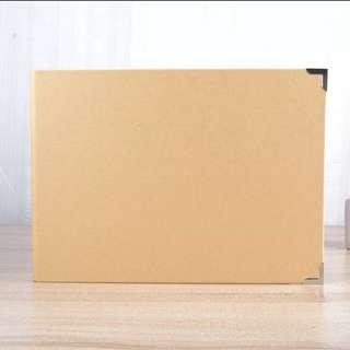 Scrapbook Album/ Polaroid Photo Album