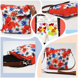 Customized Bag (Kid's Art on bag)