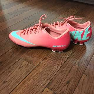 Nike Mercury Cleats
