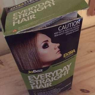Everyday Straight Hair