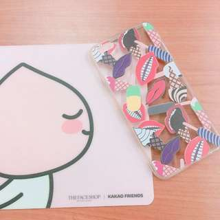 Lips iPhone6s+ Cover