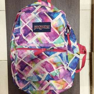 Jansport backpack AUTHENTIC 100%