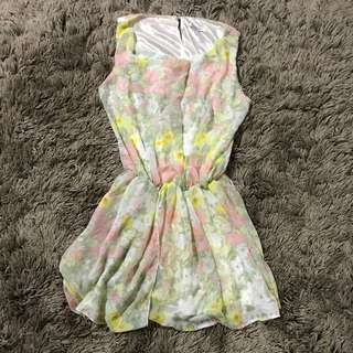 Korean Mini Dress