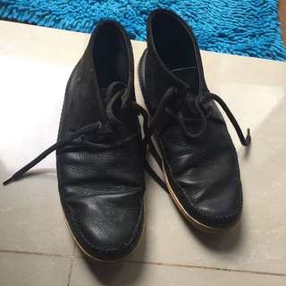Sepatu Kulit Asli Authentic